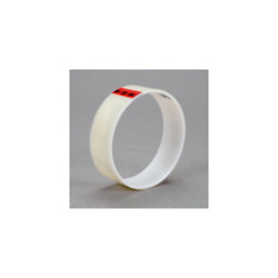 3m™ Polyester Film Tape 853 Transparent, 12 In X 72 Yd 2.2 Mil