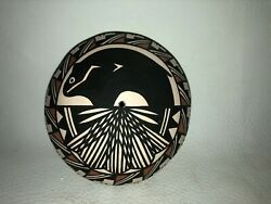 Acoma Seed Bowl Louis and Nadine Mansfield $40.00