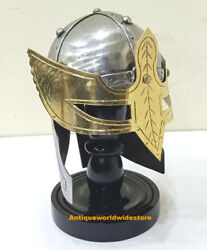 Collectibles Armor Mini With Wooden Stand Home & Office Decorative