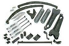 Pro Comp 6 Stage Ii Lift Kit With Es9000 Shocks For 05-07 F-250 K4040b