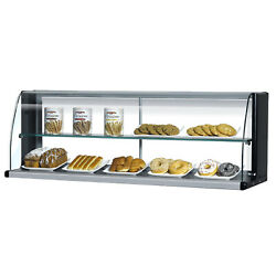 Turbo Air Tomd-40hw 39 Full Service Non-refrigerated Countertop Display Case