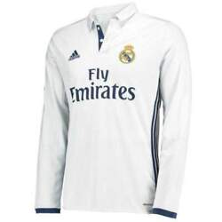 Adidas Real Madrid Men's Polo Jersey Official Product
