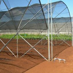 30 Sunblock Shade Cloth Cover For Plants Black Protects Plants Greenhouse Barn
