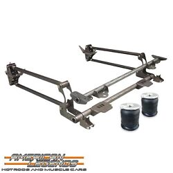 Ridetech Air Ride Hd Parallel 4-link System 11006799