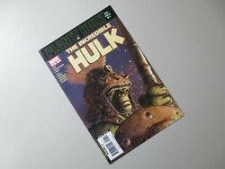 Planet Hulk The Incredible Hulk 94 2007 1st Appearance Of Warbound Team C7236