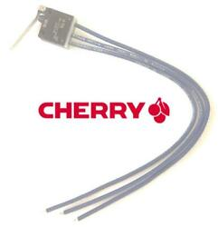 E7240ht Cherry Micro Switch Straight Lever Lot Of 500 Pcs 10.1a 1/4 Hp 125/250