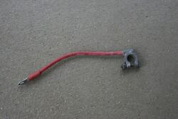 Nos 1972-73 Mustang Positive Battery Cable D2zf-14300-aa Engineering Number.