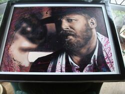 Pete Humphreys And039alfie Solomons Wisdom And039 Original Painting On Canvas Framed