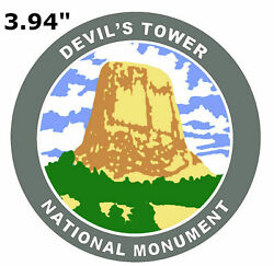 Deviland039s Tower National Monument Car Truck Window Bumper Graphic Sticker Decal