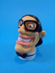 Vintage Bobby Goma Stretch Head And Body Support Juan Sulc Argentina Armstrong
