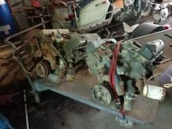 1968 Ford 390 GT S Code Engine - Mustang Cougar Torino - For Rebuild C7ME-A
