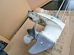 Evinrude Johnson Outboard Gearbox Lower Leg Gearcase Propeller 8hp 6hp