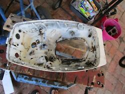 Evinrude Johnson Outboard 0387807 Motor Cover,lower 10hp 15hp 1974-1978