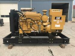 _230 kW CAT Generator Set Year 2005 12 Lead Reconnectable 480 volt 13 Phase