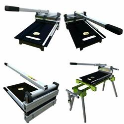Bullet Tools 13 In. Ez Shear Siding Cutter With Blade For Hardie Plank Vinyl Si