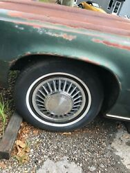 Ford Thunderbird 1968 Wheel Cover 15 Hubcaps