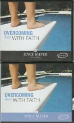 Lot Of 9 Joyce Meyer Complete Cd And Dvd Sets Good Topics