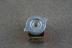 Nos 1970 Mustang Boss 302 Rs-12 Autolite Radiator Cap Metuchen Assembly Plant