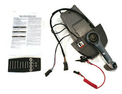 Remote Throttle Control With Key Switch And Manual For Evinrude 0176372, 176372