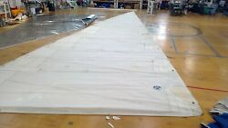 Used North Sails Dacron Main Sail Luff 44and039 Ft 13and039 5 3 Reefs Valiant 40