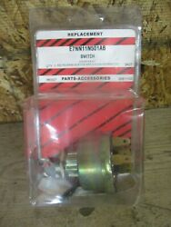 E7nn11n501ab Tractor Key Switch For Ford Tractors - See Photos