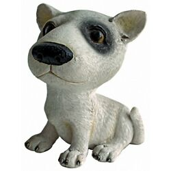 (Bull Terrier) - Design Toscano Prized Pup Bull Terrier Puppy Dog Statue