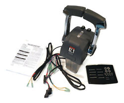 Remote Control For 2008-2012 Evinrude Outboard Dual Lever Binnacle Boat Engines