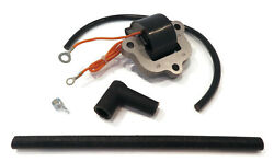 Ignition Coil Kit For Mallory Marine 9-23105 Boat Outboard Engines 50hp - 135hp