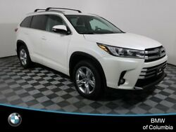 2019 Toyota Highlander Limited Free CARFAX on every vehicle Click link on bottom of page
