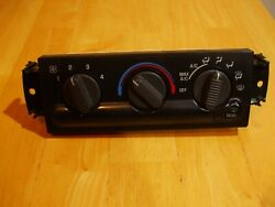 Jimmy Blazer S10 1999-2005 Climate Control Heater Ac Air Vent Oem Free Ship
