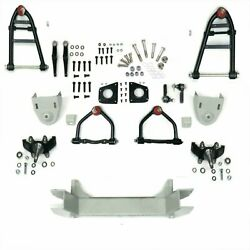 Mustang Ii 2 Ifs Front End Kit For 1953 - 1964 Dodge Truck W 2 In Drop Spindles