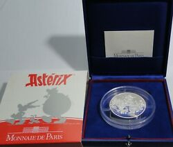20 Euro ASTERIX 2007 France  5 oz silver PP Proof VERY RARE !!