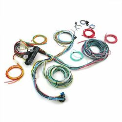 Auto Wire Harness Re-wiring Kit For Any 67-72 Chevy Truck 12v American Standard