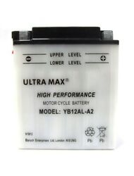 For Peugeot Geopolis 250 Urban Abs 2010-2011 Battery Motorcycle Yb12al-a2 Ulrmx