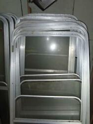 Lot Of 14 Motor Home Trailer Rv Slider Window About 55 By 23.5 Each