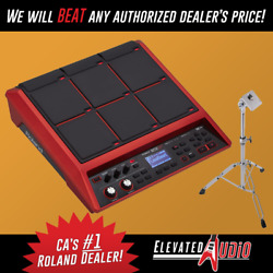 NEW Roland SPD-SX SE Sampling Pad + USED Drum Pad Stand! Buy from CAs #1 Dealer!