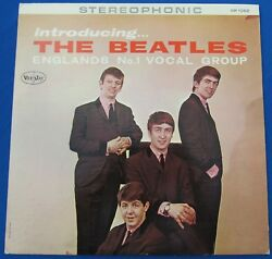 Introducing the Beatles Stereo Ad Back - Near Mint and Authentic (YouTube video)