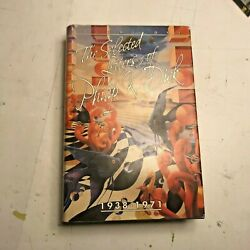 Philip K. Dick Volume One The Selected Letters Of Hb And03996 Underwood Dj 1938-1971