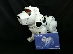 Reduced Tekno The Robotic Puppy Dalmation Toy - Works