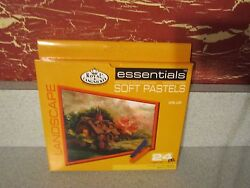 Brand New Package Of Royal Langnickel Essentials Soft Pastels - Landscape -24 Ct