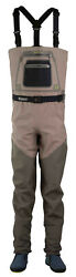 Hodgman Aesis Sonic Stocking Foot Breathable Fly Fishing Chest Waders All Sizes
