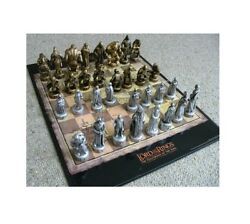 Lord Of The Rings Chess Set The Fellowship Of The Ring Replacement Parts Only