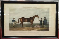 The Winners. Color Lithography. J. Harris And H. Barraud. England. 1847