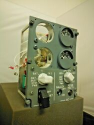 Boeing 737cl Module-battery And Galley Power Panel As-removed P/n-69-37321-71