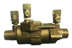 Febco-850 Backflow Dcv Body Only Bronze Usa Brand- 20mm 25mm Or 32mm