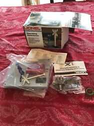 D1 Lionel Operating Switchman 0 And 027 Guage 6-2128 1983 New