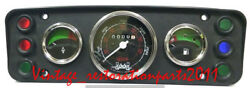 72089936 New Gauge Cluster Assembly For Allis Chalmers Tractors 260 5040 +