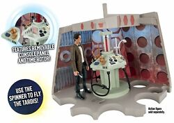 New Doctor Who Junk Tardis Console Playset