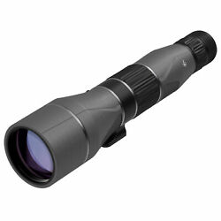 Leupold SX-5 Santiam HD Spotting Scope 27-55x80mm, Straight Eye Piece, Shadow Gr