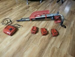 1500 Value Hilti St 1800-a22 Kit With Sdt5 Autofeed System For Roofing And Deck